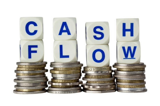 Cash flow finance being positive is vital!