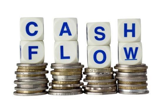 Cash flow finance being positive is vital!