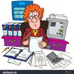 bookkeeping cartoon